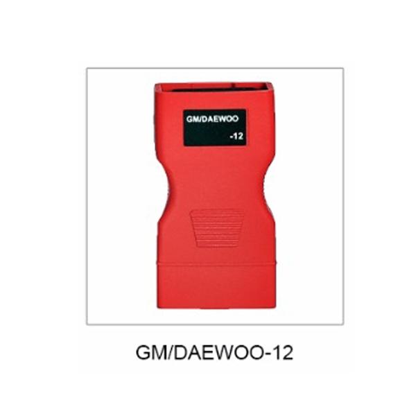 GM/Daewoo 12-pin