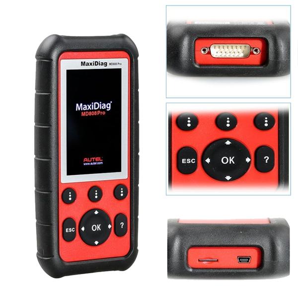 Autel MaxDiag MD808PRO 2