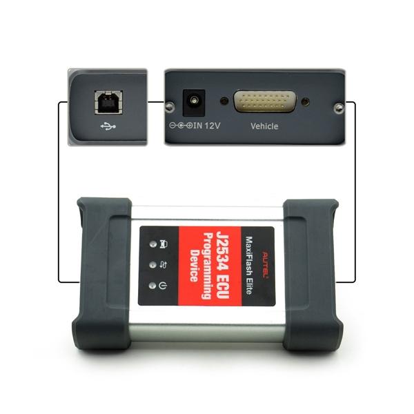 Autel Maxiflash Elite J2534 Softbridge 2