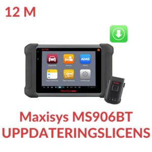 Uppdateringslicens MS906BT
