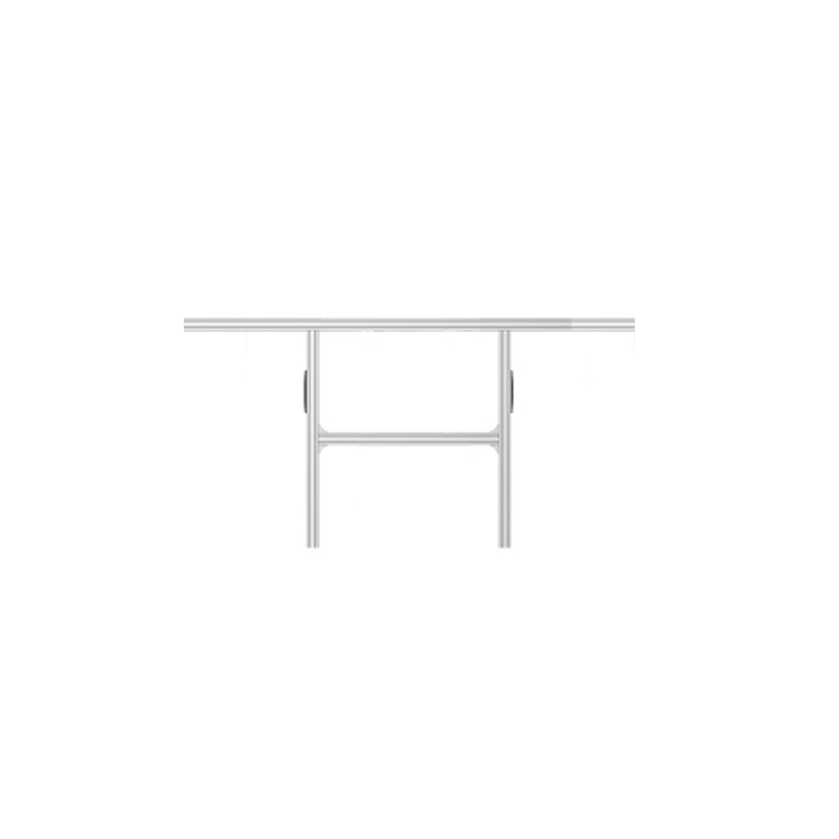 CSC0600/02 H Balk för montering av tavlor (INGÅR I RAM)