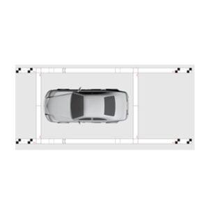 CSC1004/04 Canvas för Hyundai/Kia 360 Panorama