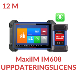 Uppdateringslicens MaxiIM IM608/IM608 Pro