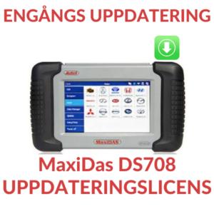 Uppdateringslicens MaxiDas DS708