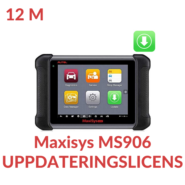 Maxisys MS906